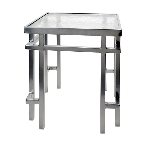 Long beach side table dde outdoor furniture for Long side table