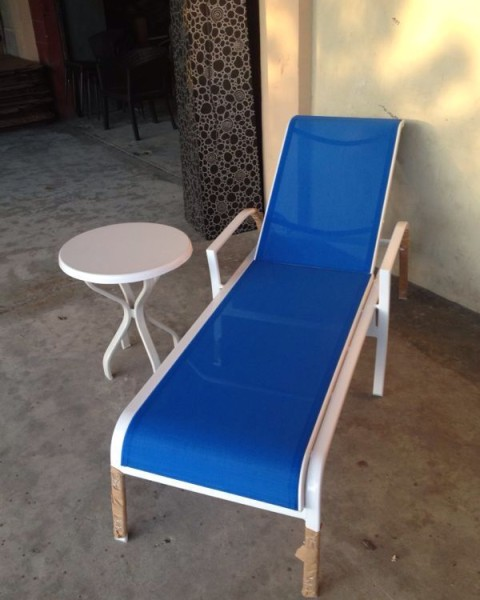 Salinas Chaise Lounge Dde Outdoor Furniture