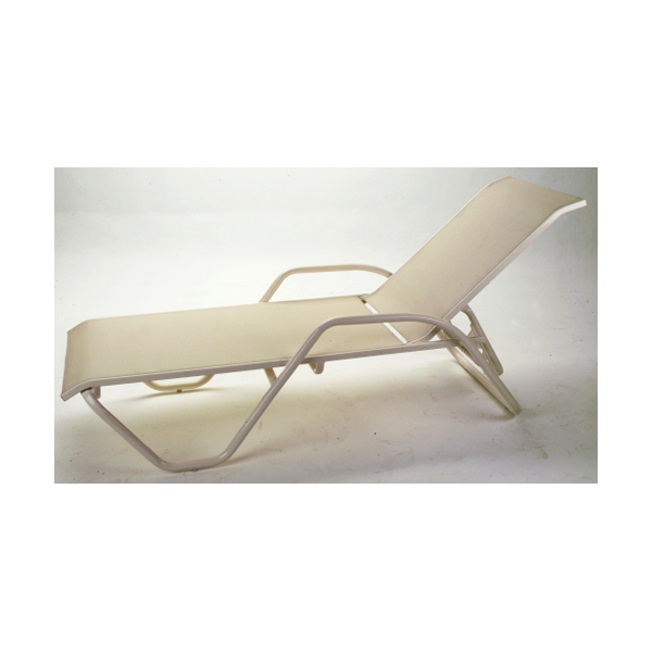 Punta cana chaise lounge dde outdoor furniture for Beach chaise longue