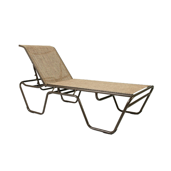 Rio Sling Chaise Lounge DDE Outdoor Furniture